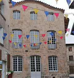 Hôtel Calemard de Montjoly (Mairie de Craponne-sur-Arzon)
