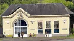 Gaare du Funiculaire à eau de La Bourboule (Fun Rail)