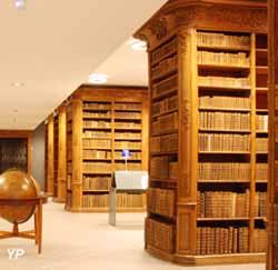 Bibliothèque Multimédia intercommunale (BMI Agglo Epinal)