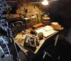Bunker de Commandement Allemand (Benoît Dervaric)