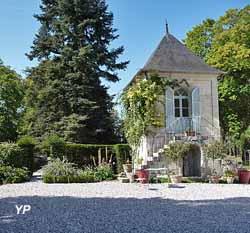 Volière et son jardin (Jardins de la Muette)