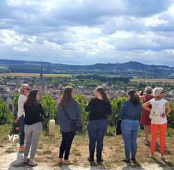 Pressoria - centre d'Interprétation Sensorielle des Vins de Champagne (OT Hauvillers)