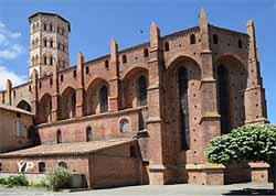 Cathédrale Sainte-Marie (Mairie de Lombez)