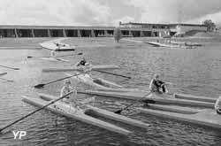 Base d'Aviron de Bordeaux Lac (DR)