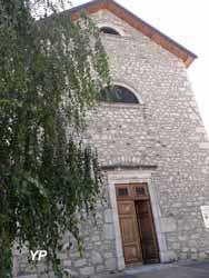 Église Notre-Dame-de-l'Assomption (Les amis de l'église de La Biolle)