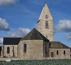 Église Valcanville (Philippe Lebresne)
