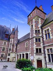 Château-musée de Gien - Chasse, histoire et nature en Val de Loire (Château-musée de Gien)
