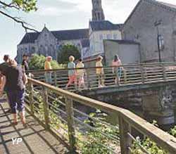 Point Info tourisme de Saint-Laurent-sur-Sèvre (Office de Tourisme du Pays de Mortagne)