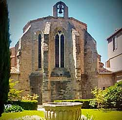 Notre-Dame de l'Abbaye (Suzanne Huc Bezombes)