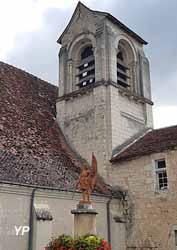 Église Saint-Médard (Mairie de Chaumussay)