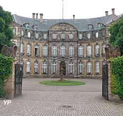 Hôtel de Klinglin - Hôtel du Préfet (Préfecture du Bas-Rhin)
