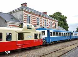 Gare SNCF de Pontivy (JP. Vanwalleghem)