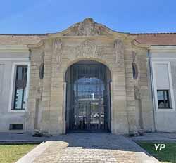 Médiathèque Louis-Aragon (Médiathèque Louis-Aragon)