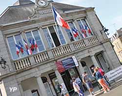 Mairie de Gorron (Ville de Gorron)