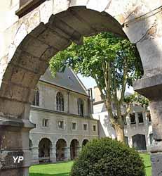Couvent des Minimes - Archives départementales du Loiret - Centre des Archives Historiques et Généalogiques (Département du Loiret)