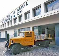 La Cité du Lait - Lactopôle (Daniel OSSO-BD)