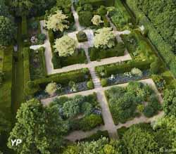 Jardin bleu (JM Jansen)