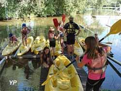 Base Nautique Canoë-Kayak de Vertou (Club canoë kayak Vertou)