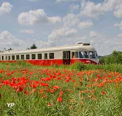 Chemin de fer de la vallée de l'Eure (CFVE)