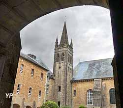 Ancienne abbaye bénédictine royale - Centre hospitalier (Pays d'art et d'histoire du Clos du Cotentin)
