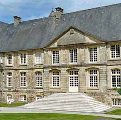 Abbaye Sainte-Marie-Madeleine Postel (Pays d'art et d'histoire du Clos du Cotentin)