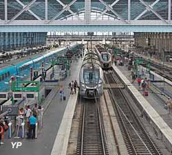 Gare SNCF de Bordeaux-Saint-Jean