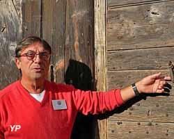 Jean-Luc Trilles est désormais raconteur de pays (OT du Pays de Lauzun)