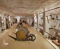 Musée de la Vigne et du Vin du Château Moncontour (Musée de la vigne et du vin)