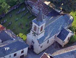 Église Saint-Laurent de La Salvetat-des-Carts (D. Lhomme)