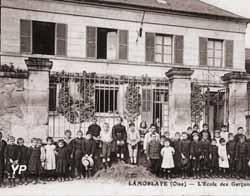 École de garçon de Lamorlaye (ALMA)