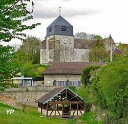 Église Saint-Alban (Mairie de Fontvannes)