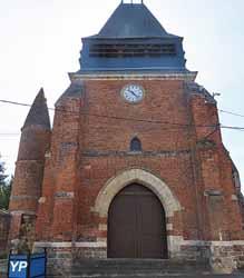 Église Saint-Gilles (Office de Tourisme « Pays de Parmentier »)