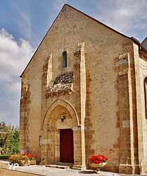 Église Saint-Sulpice (Mairie de Mornay-Berry)
