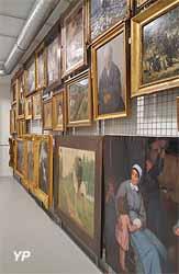 Réserves du musée George Sand et de la Vallée Noire (MGS&VN)