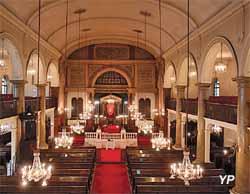Synagogue de Nancy (Communauté Juive de Nancy)