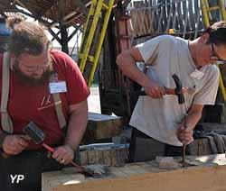 charpentiers (Espace Tourville)