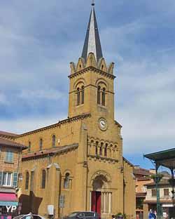Église du Bois d'Oingt (association BVABO)