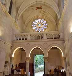 Chapelle du domaine de Grammont - église orthodoxe Sainte-Philothée d'Athènes (Paroisse Sainte Philothée)