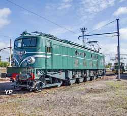 Locomotive électrique 2D2 (OT du Migennois)