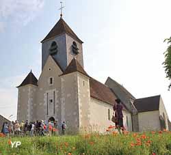 Eglise Saint-Pancrace (Fabrice Mallinger - OT du Migennois)