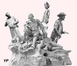 Sculpture poésie (Association Contrast)