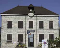 Mairie Porcieu-Amblagnieu (Les Amis du Patrimoine de Porcieu-Amblagnieu)