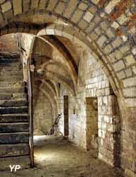 Cachots de l'ancienne prison royale (Yalta Production)