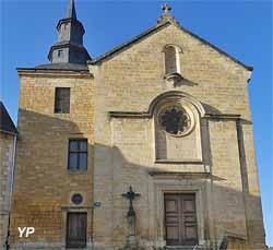 Église Saint-Siméon-le-Stylite (Mairie de Gourdon)