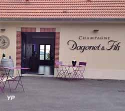 Maison de Champagne Dagonet et Fils (Jérôme Dagonet)