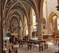 Église Notre-Dame (Office de Tourisme du Grand Pithiverais)