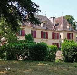 Château de Lagarde (Mairie de Grateloup-Saint-Gayrand)