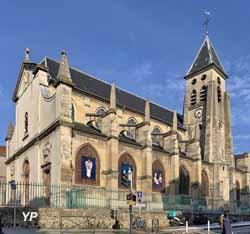 Église Saint-Germain-de-l'Auxerrois (OT Fontenay-sous-Bois)