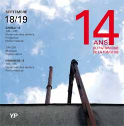 La Fonderie - pôle de Création artistique (OT Fontenay-sous-Bois)