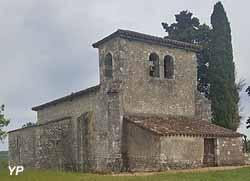 Église Saint-Jean-Le-Froid (anciennement Saint-Jean-de-Vialles) (Maurice Yves FAURIE)